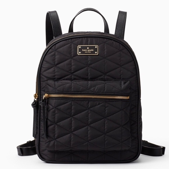 Wilson Road Quilted Bradley Small Backpack